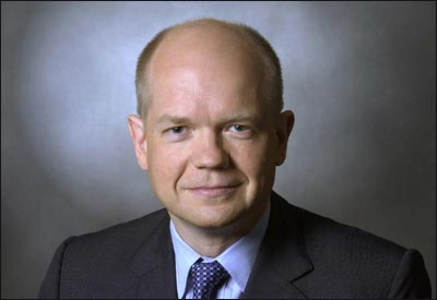 Former Tory Leader William Hague